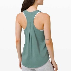 NWT Lululemon Pleated Love Tank Top